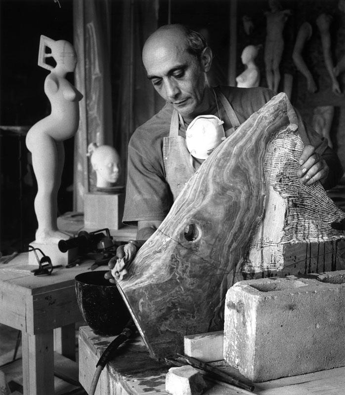 Philippe Coudari sculpteur